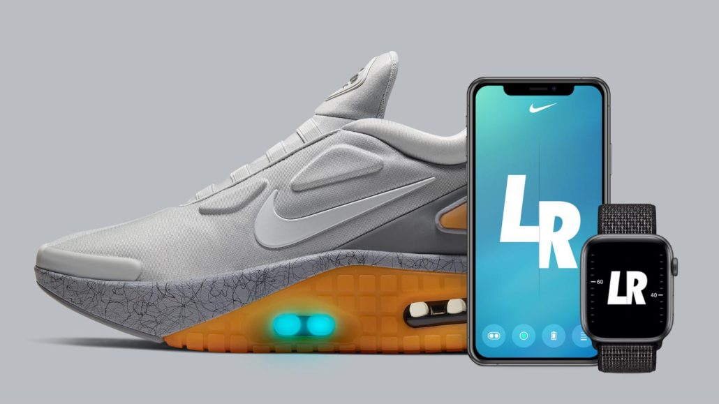 Nike Adapt joins the Air Max family