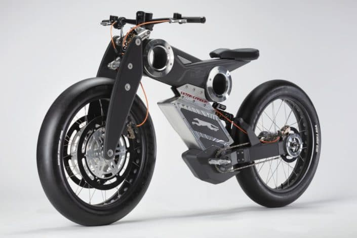 MOTOR GRILL ULTRA CARBON E-BIKE