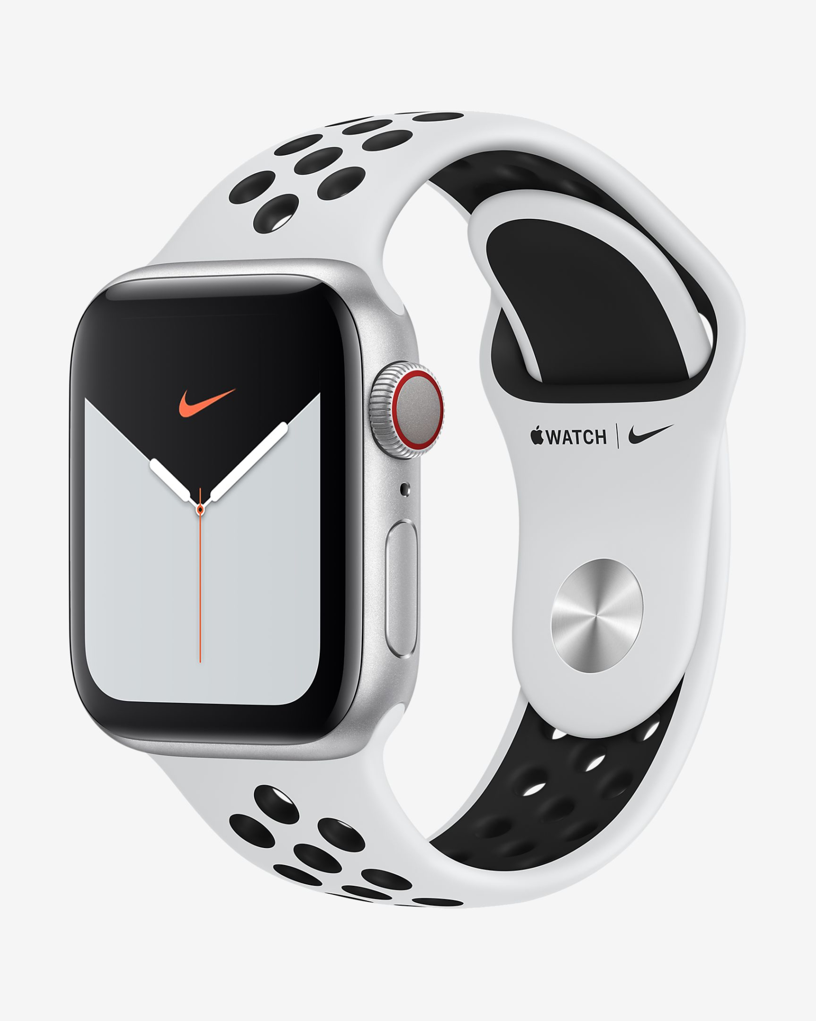 Apple Watch Nike + Series 5 (GPS + Cellular) with Nike Sport strap