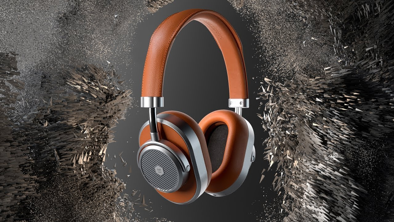 Introducing MW65 Active Noise-Cancelling Wireless Over-Ear Headphones