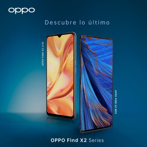 OPPO expands its Find X2 series with the arrival of Find X2 Neo and Find X2 Lite