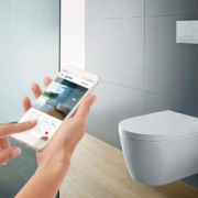 Smart bathroom technology