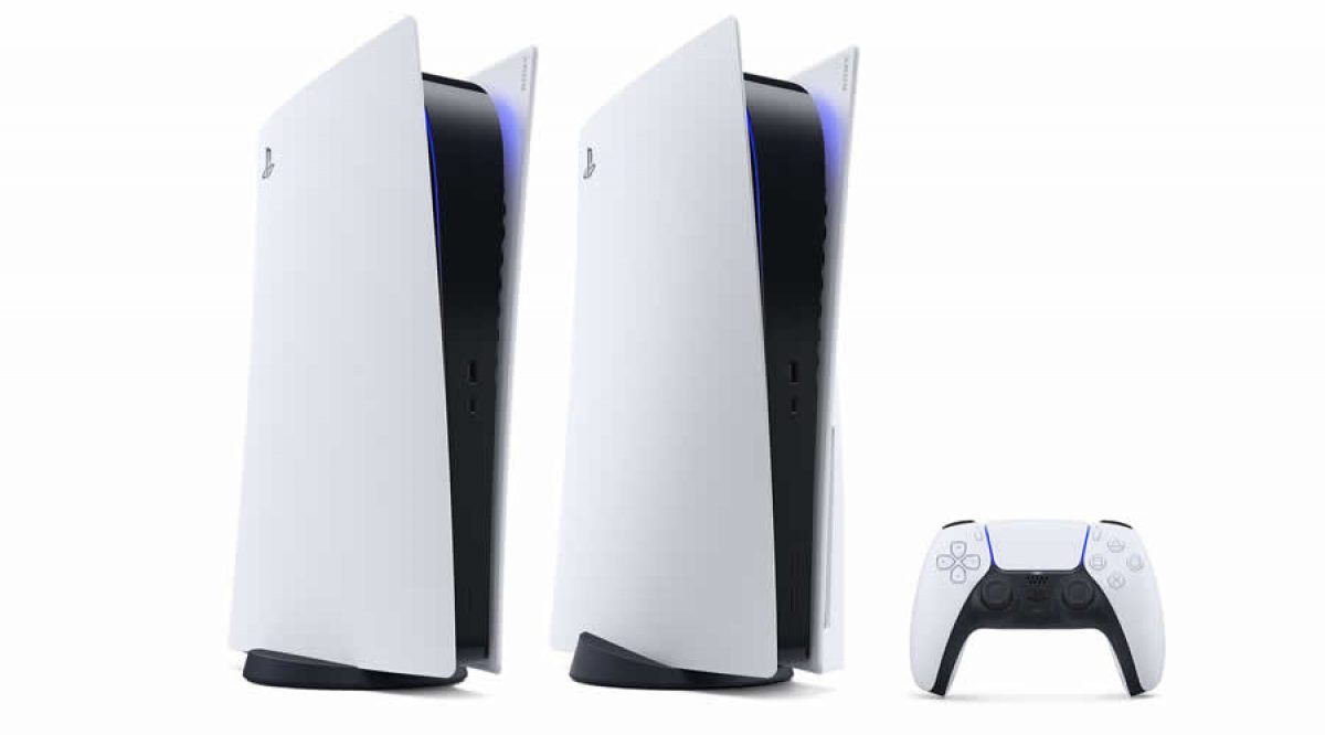 The future of gaming – both versions of the PlayStation 5