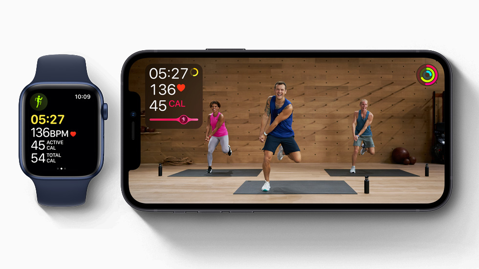 Apple Fitness+: The next era of fitness is here, and everyone's invited