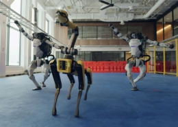 Boston Dynamics robots now know how to dance