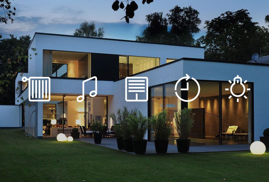 Intelligent Smart Home systems for the building owners of tomorrow, networked by specialist partners