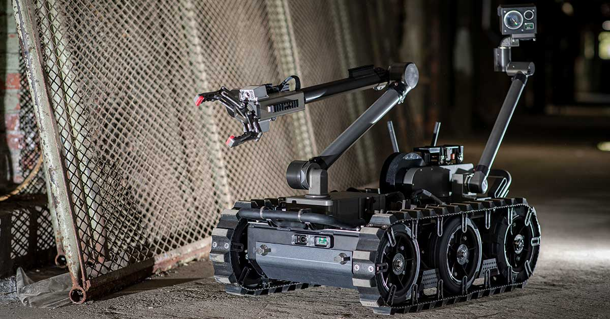Adds to Existing $57.9M IDIQ Contract for Sustainment Activity across All FLIR Unmanned Ground Systems