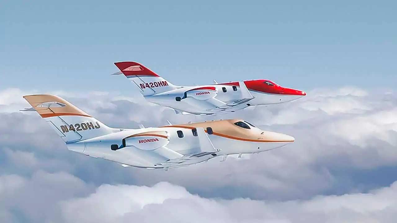 Honda Aircraft Company the HondaJet Elite S