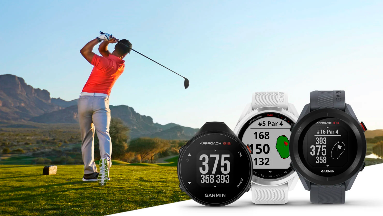 Garmin expands its Approach® with a new lineup of GPS devices to help golfers improve their game