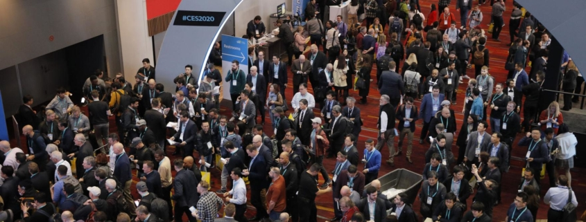 HERE'S WHY CES 2022 IN LAS VEGAS WILL BE FOR THE VACCINATED